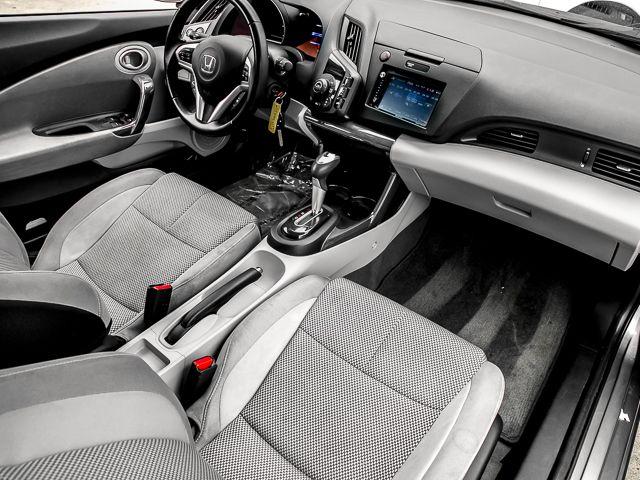 2011 Honda CR-Z EX Burbank, CA 12