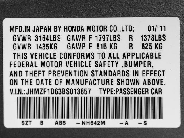 2011 Honda CR-Z EX Burbank, CA 30
