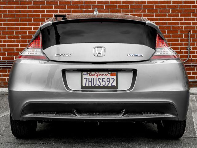 2011 Honda CR-Z EX Burbank, CA 4