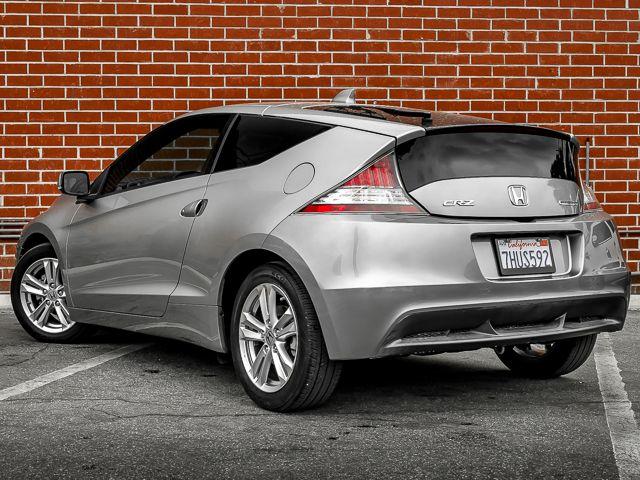 2011 Honda CR-Z EX Burbank, CA 8
