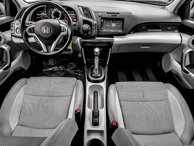 2011 Honda CR-Z EX Burbank, CA 9