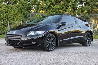 2011 Honda CR-Z EX Hollywood, Florida 10