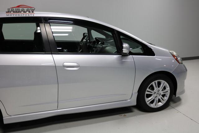2011 Honda Fit Sport Merrillville, Indiana 36