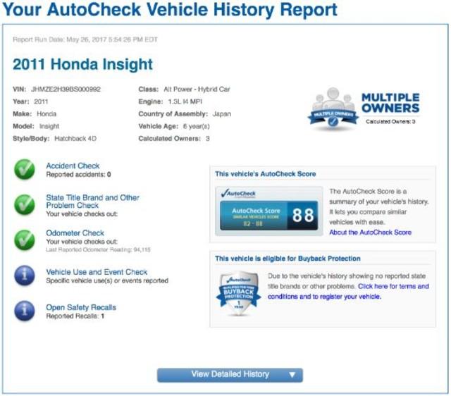 2011 Honda Insight Base San Antonio , Texas 11