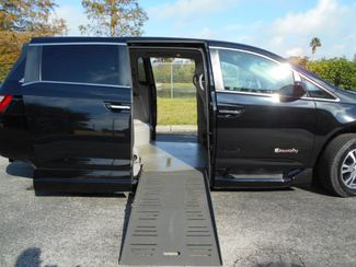 2011 Honda Odyssey Ex Handicap Van Pinellas Park, Florida 9