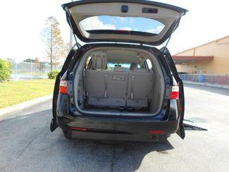 2011 Honda Odyssey Ex Handicap Van Pinellas Park, Florida 7