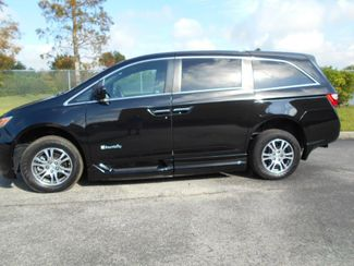 2011 Honda Odyssey Ex Handicap Van Pinellas Park, Florida 2