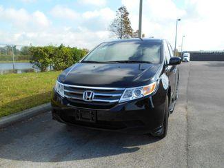 2011 Honda Odyssey Ex Handicap Van Pinellas Park, Florida 4