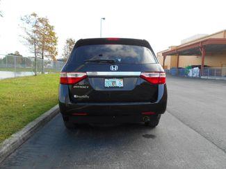 2011 Honda Odyssey Ex Handicap Van Pinellas Park, Florida 6