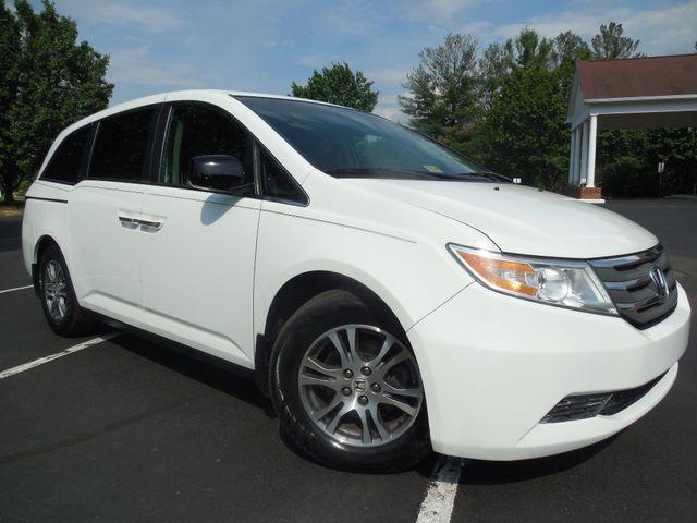 2011 Honda Odyssey EX-L Leesburg, Virginia 1