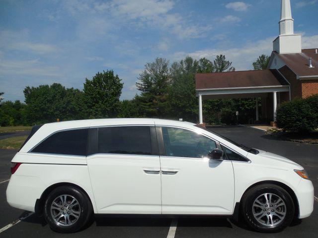 2011 Honda Odyssey EX-L Leesburg, Virginia 4