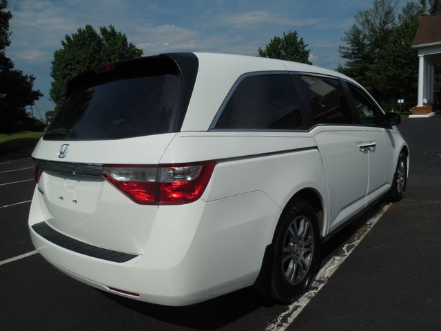 2011 Honda Odyssey EX-L Leesburg, Virginia 3