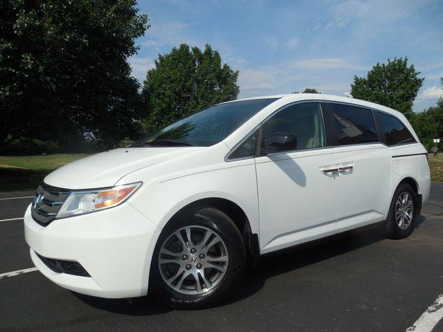 2011 Honda Odyssey EX-L Leesburg, Virginia 0