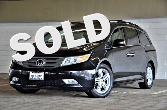 2011 Honda Odyssey Touring Reseda, CA 0
