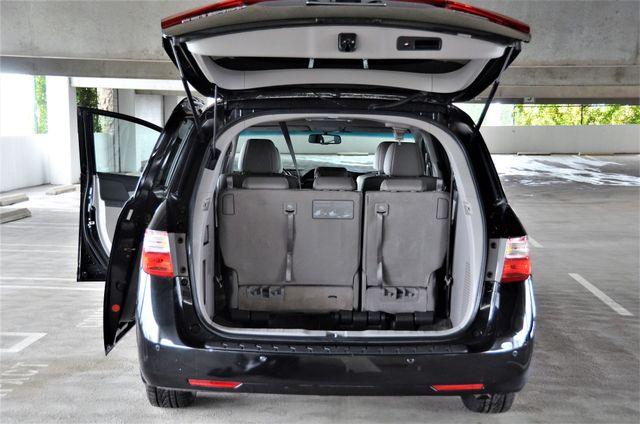 2011 Honda Odyssey Touring Reseda, CA 27
