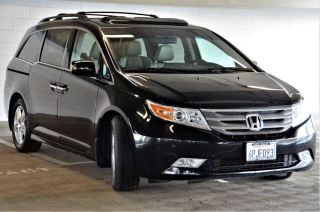 2011 Honda Odyssey Touring Reseda, CA 14