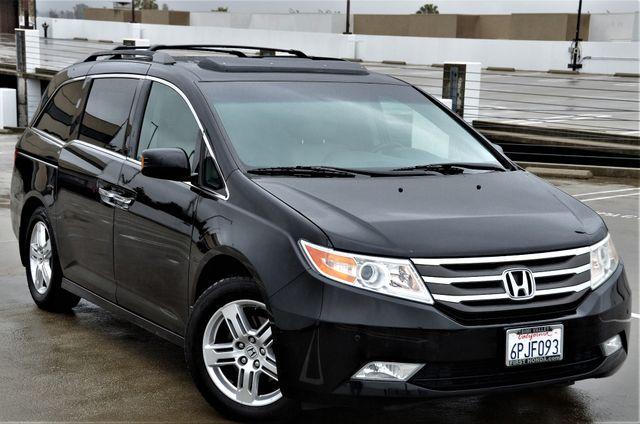 2011 Honda Odyssey Touring Reseda, CA 12