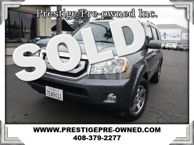 2011 Honda Pilot Touring (*AWD*)--FULLY LOADED--NAVI & BACKUP CAM  in Campbell CA
