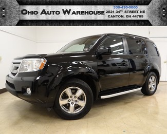 2011 Honda Pilot EX-L 4x4 Sunroof 1-Own Cln Carfax We Finance in  Ohio