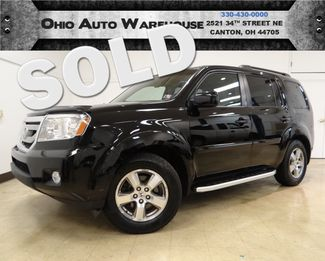 2011 Honda Pilot EX-L 4x4 Sunroof 1-Own Cln Carfax We Finance | Canton, Ohio | Ohio Auto Warehouse LLC in  Ohio