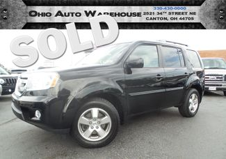 2011 Honda Pilot EX 4x4 3rd Row 1-Own Cln Carfax We Finance | Canton, Ohio | Ohio Auto Warehouse LLC in  Ohio