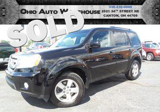 2011 Honda Pilot EX-L 4x4 Leather Sunroof 1-Owner We Finance   Canton, Ohio   Ohio Auto Warehouse LLC in  Ohio