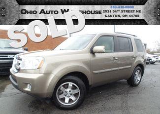 2011 Honda Pilot Touring 4x4 Navi DVD Sunroof 1-Own We Finance   Canton, Ohio   Ohio Auto Warehouse LLC in  Ohio