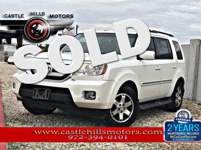 2011 Honda Pilot Touring | Lewisville, Texas | Castle Hills Motors in Lewisville Texas