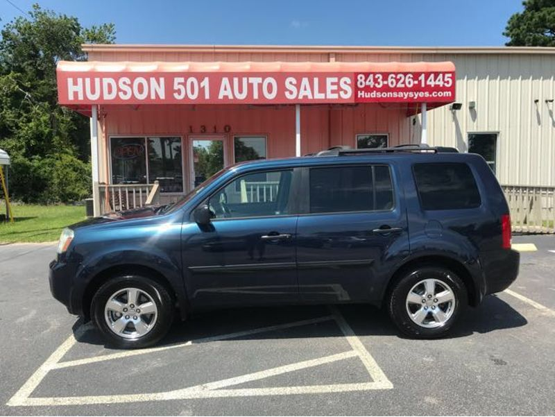 2011 Honda Pilot LX   Myrtle Beach, South Carolina   Hudson Auto Sales in Myrtle Beach South Carolina