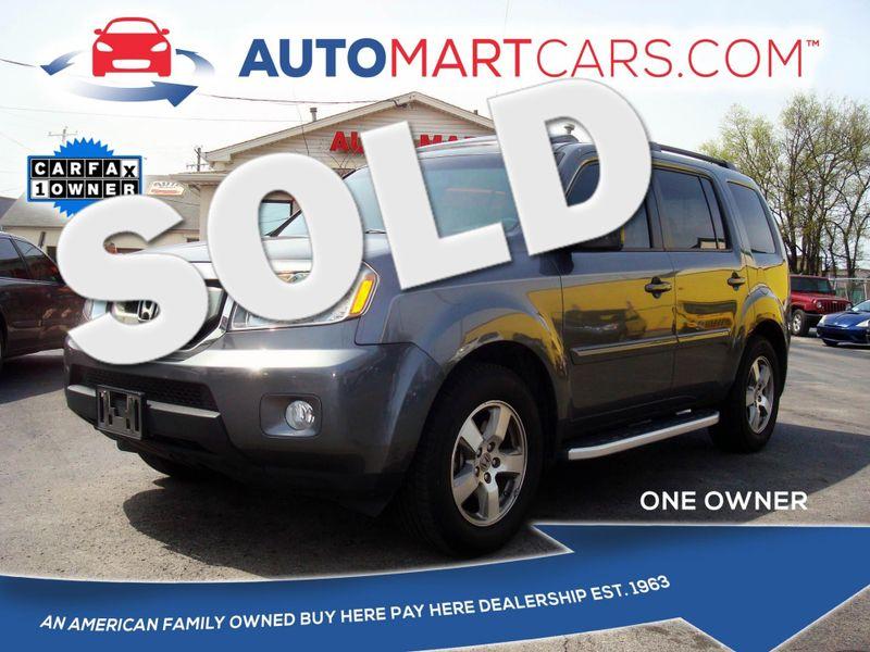 2011 Honda Pilot EX-L | Nashville, Tennessee | Auto Mart Used Cars Inc. in Nashville Tennessee