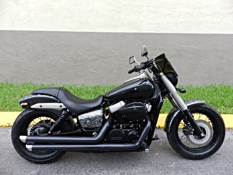 2011 Honda Shadow® Phantom 750 Phantom in Hollywood, Florida