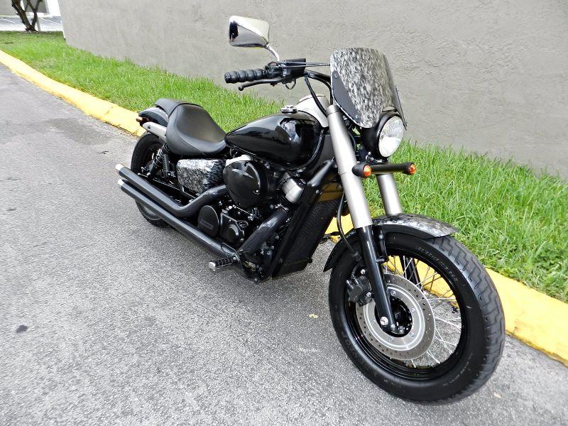 2011 Honda Shadow Phantom 750 Phantom  city Florida  MC Cycles  in Hollywood, Florida