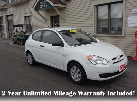 2011 Hyundai Accent 3-Door GL in Brockport