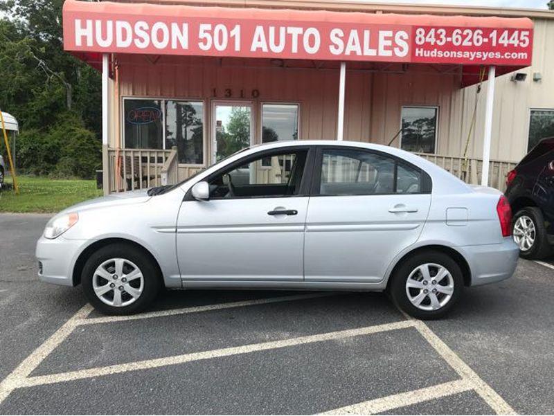2011 Hyundai Accent GLS   Myrtle Beach, South Carolina   Hudson Auto Sales in Myrtle Beach South Carolina