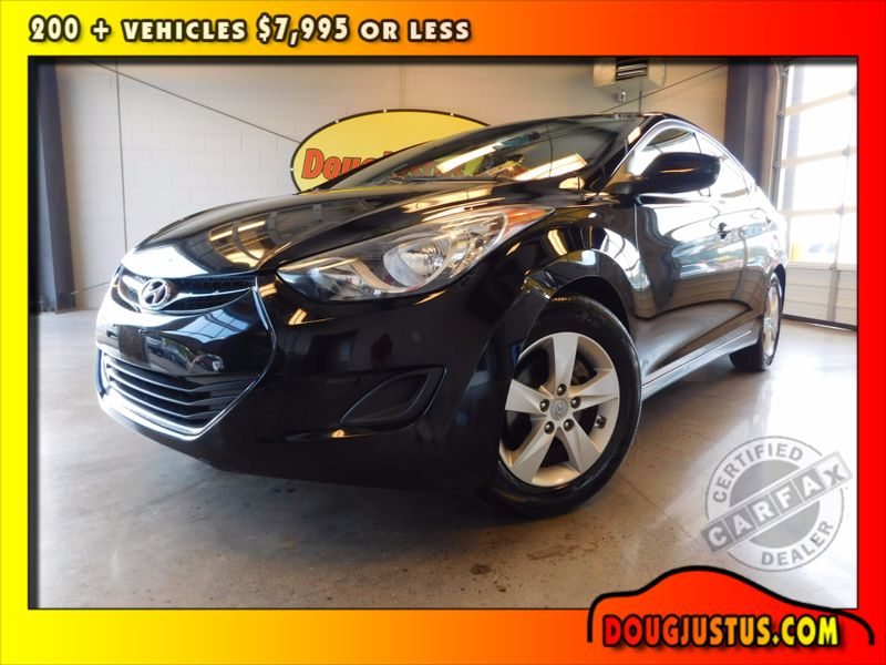 2011 Hyundai Elantra GLS  city TN  Doug Justus Auto Center Inc  in Airport Motor Mile ( Metro Knoxville ), TN