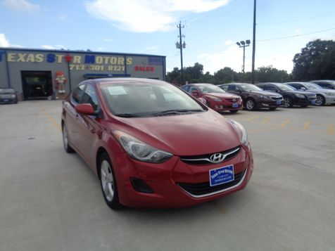 2011 Hyundai Elantra GLS in Houston