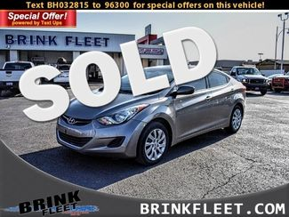 2011 Hyundai Elantra GLS | Lubbock, TX | Brink Fleet in Lubbock TX