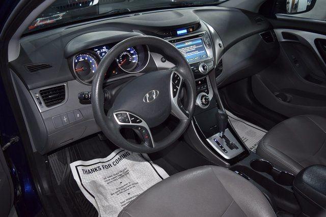 2011 Hyundai Elantra Richmond Hill, New York 12