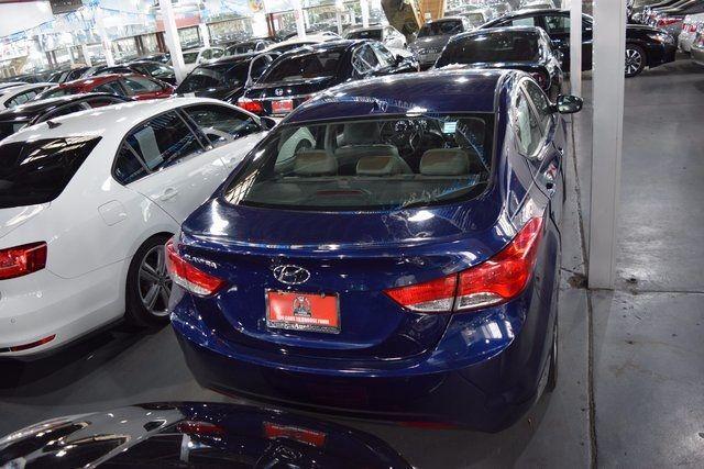 2011 Hyundai Elantra Richmond Hill, New York 6
