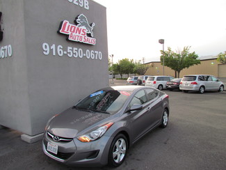 2011 Hyundai Elantra GLS Sacramento, CA 1