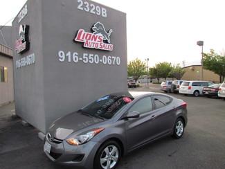 2011 Hyundai Elantra GLS Sacramento, CA 2