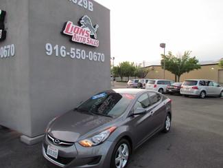 2011 Hyundai Elantra GLS Sacramento, CA 3