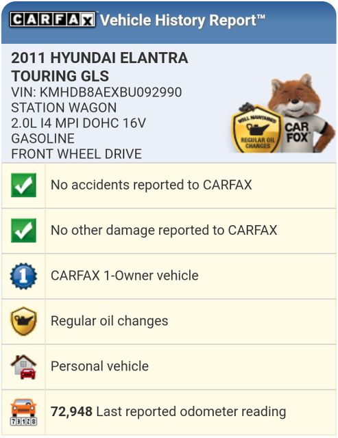 2011 Hyundai Elantra Touring GLS Burbank, CA 23