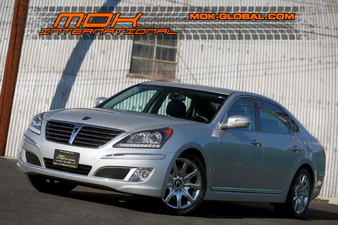 2011 Hyundai Equus Ultimate - top of the line model in Los Angeles