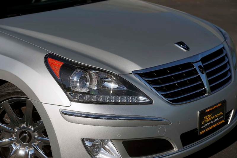 2011 Hyundai Equus Ultimate - top of the line model  city California  MDK International  in Los Angeles, California