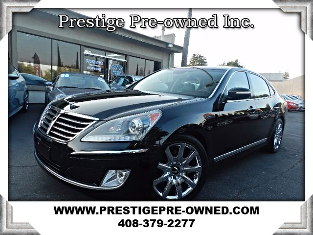 2011 Hyundai Equus Ultimate  in Campbell CA