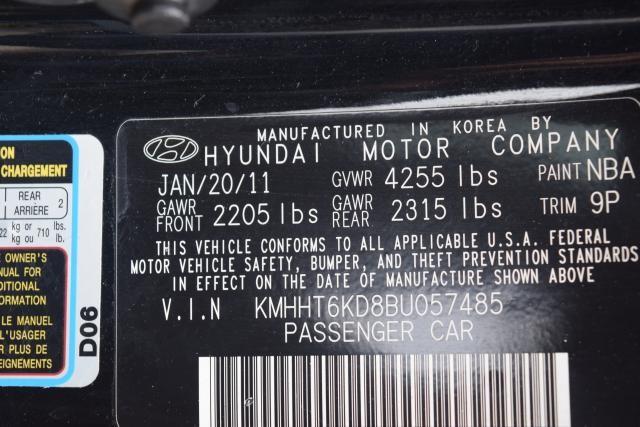 2011 Hyundai Genesis Coupe 2dr 2.0T Auto Richmond Hill, New York 16