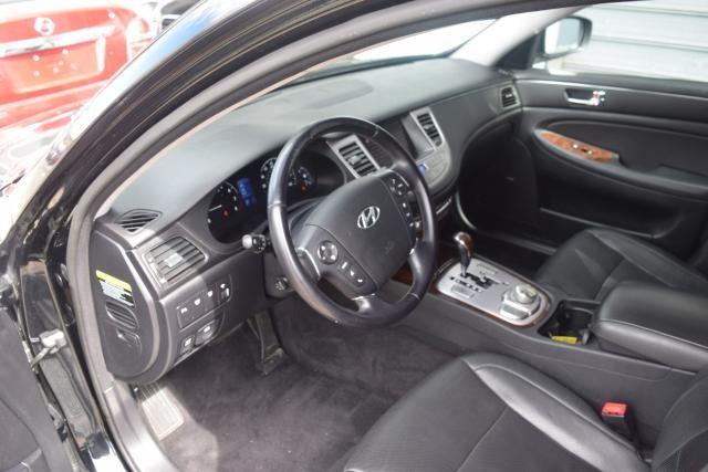2011 Hyundai Genesis 4dr Sdn V6 Richmond Hill, New York 11