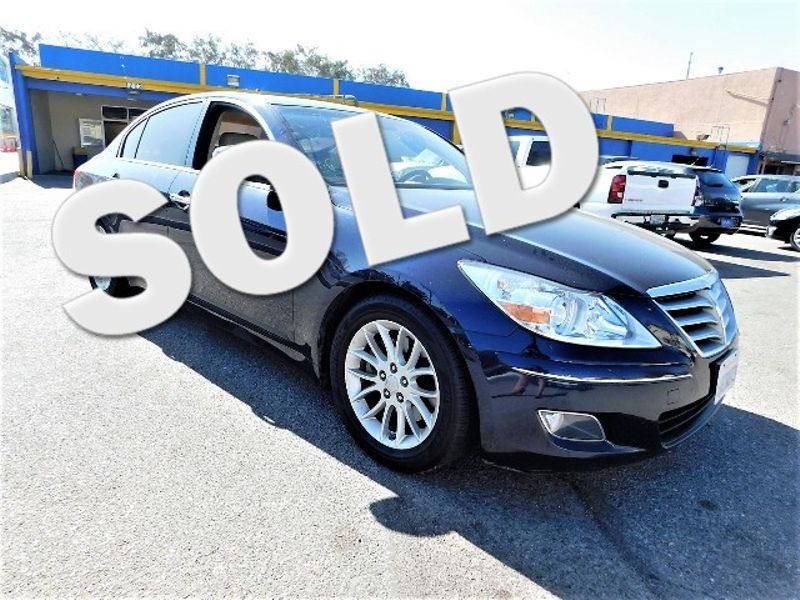 2011 Hyundai Genesis  | Santa Ana, California | Santa Ana Auto Center in Santa Ana California