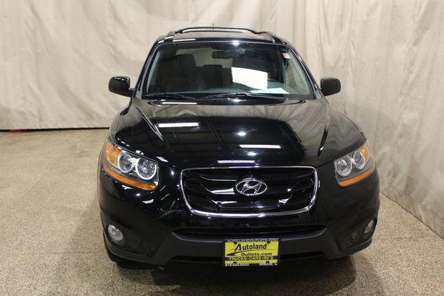 2011 Hyundai Santa Fe awd SE Roscoe, Illinois 9